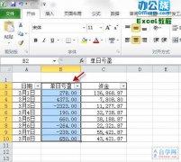 Excel2010中的条件格式运用方法