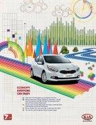 超酷KIA起亚汽车宣传海报设计欣赏