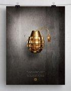 极具创意的美国犹他广告联盟招贴设计欣赏