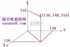 AutoCAD2013中文版如何指定点的位置