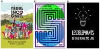 多彩的法国音乐节百佳海报设计