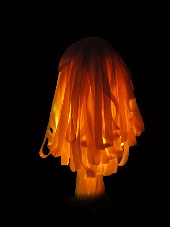 梦幻水母灯设计2
