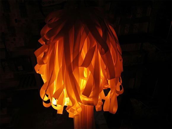 梦幻水母灯设计5