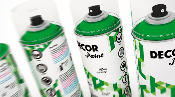 DECOR paint 包装设计5
