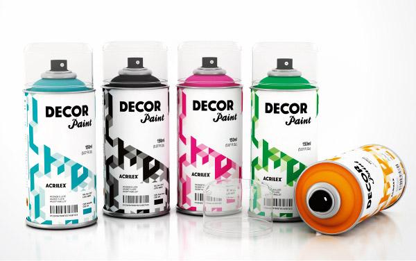 DECOR paint 包装设计3