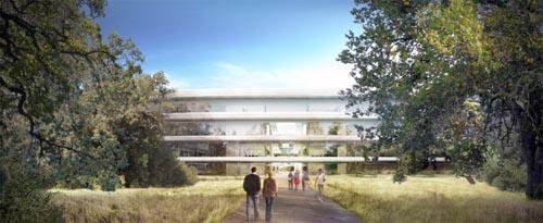 苹果公司新总部大楼4