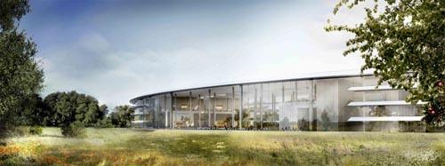 苹果公司新总部大楼6