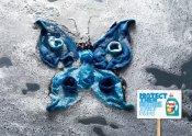 Persil宝莹洗衣粉个性创意广告欣赏
