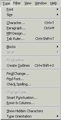 Illustrator 8.0基础入门教程(七)