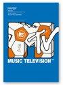 多彩groovisions MTV 招贴设计