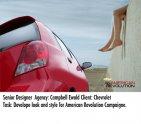 Jeffrey Bergmann 超级绚丽汽车广告设计