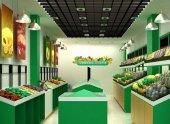 如何装修水果店