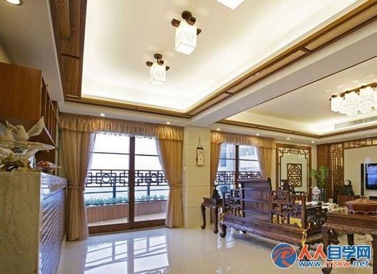 中式客厅如何装修设计