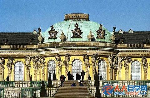 欧式建筑风格包含哪些?图片