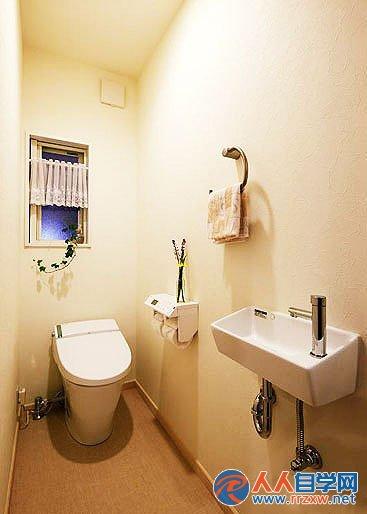 12款超牛迷你卫生间装修效果图