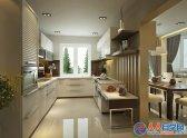 厨房装修设计风格有哪些