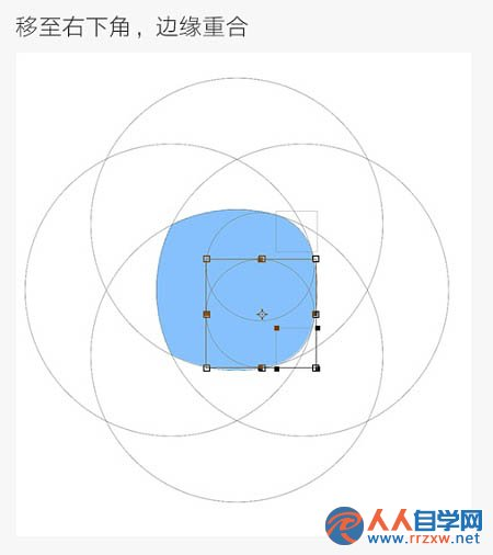 PS制作标准的椭圆矩形