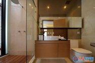 卫生间玻璃隔断怎么做