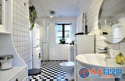 小浴室装修效果图