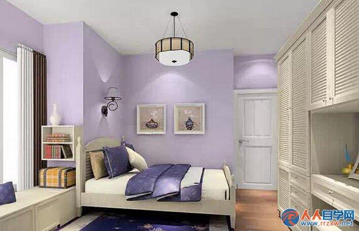 女孩小房间清新大气侧窗设计图卧室图片展示
