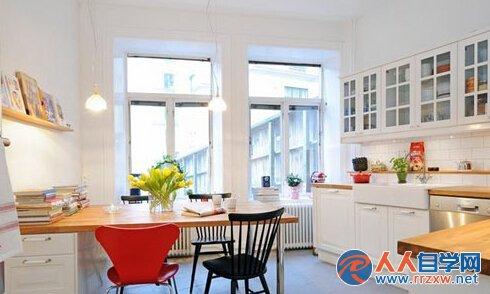 10款欧式简洁厨房设计