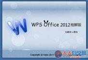 WPS 2012 专业版破解的方法