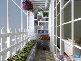 阳台的设计与布置技巧