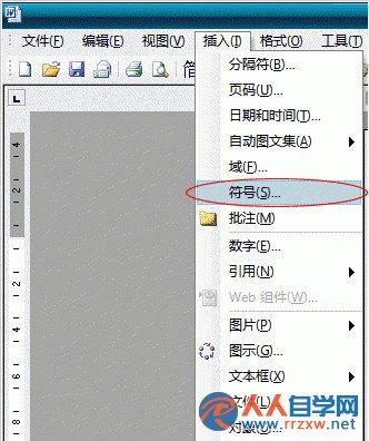 Word文档怎么插入特殊符号