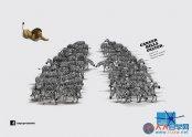 超有味的AAPC 平面广告设计