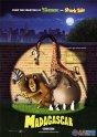 动画电影《马达加斯加》海报设计欣赏