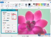 Win8系统如何用画图工具修改图片尺寸大小