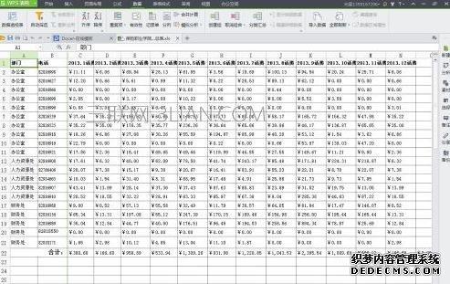 wps表格输出pdf格式   三联