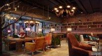 美式咖啡厅设计