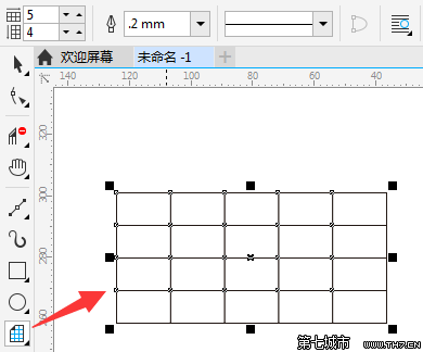 CDRX8自学单元格_人人合并网厢式车图纸图片