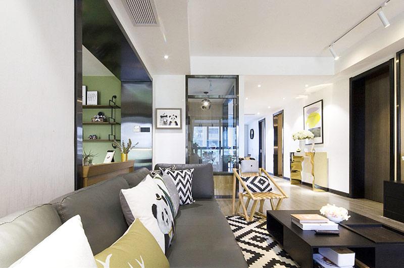 最新房屋装修效果图_人人自学网家具3dcad室内设计图片
