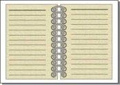 coreldraw如何制作笔记本