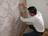 怎样自己动手贴壁纸?