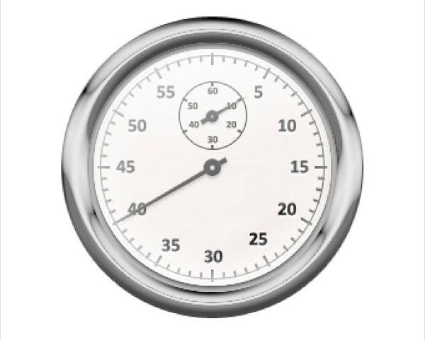 84735d3087f64ec2b679ec681bc7a65b 用PS创建一只金属秒表――PS精品教程