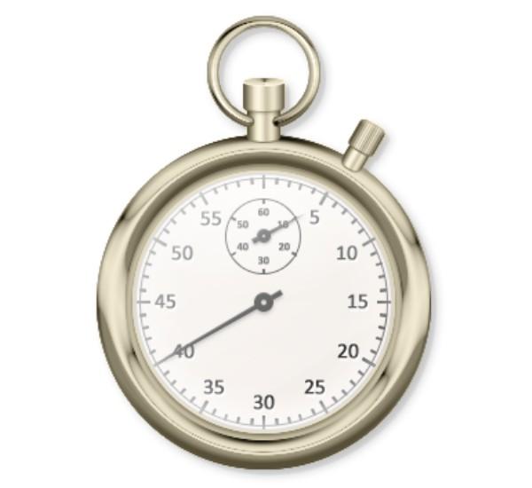 4d9b0866e0794eb1abc124efb7995c55 用PS创建一只金属秒表――PS精品教程