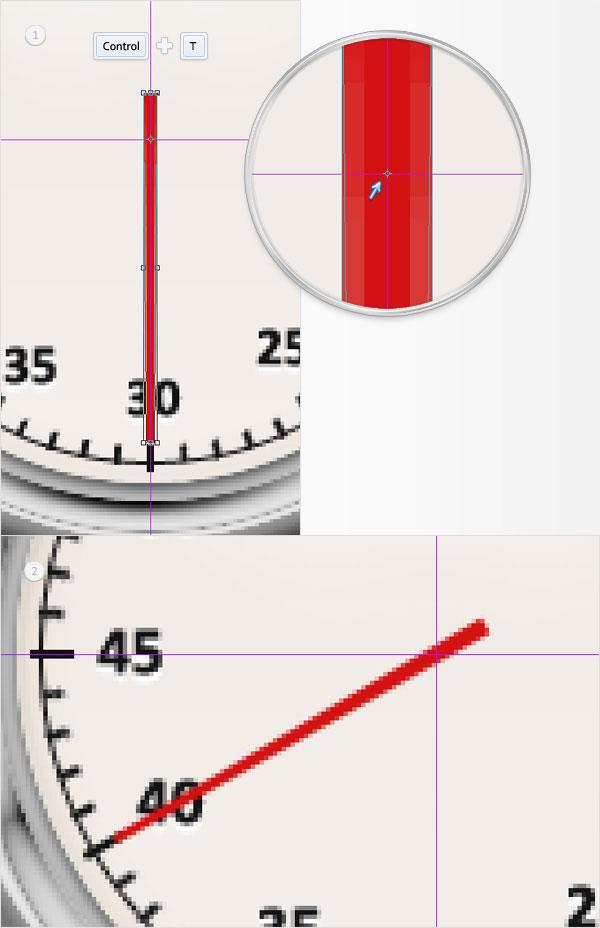 f05402c6b6f24acc8116dda48bbea526 用PS创建一只金属秒表――PS精品教程