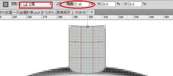 99519dc5010249fca292a8219b6262de 用PS创建一只金属秒表――PS精品教程