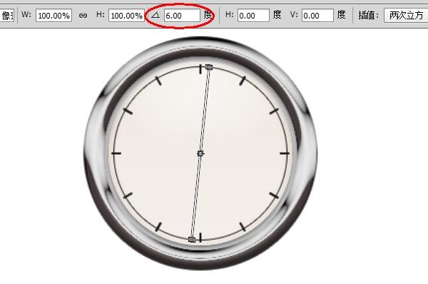 4fe2bb6ba7054faa8f1a1df801b13d5d 用PS创建一只金属秒表――PS精品教程