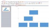 PPT如何排版插入组织结构图