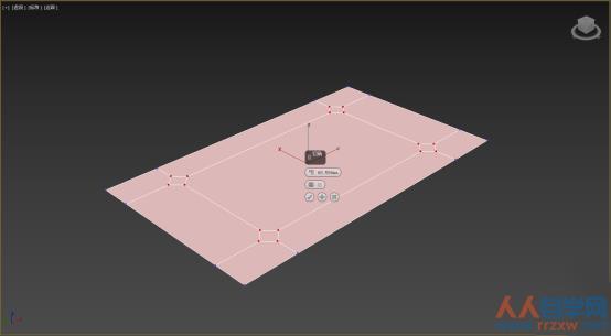 3dmax洗脸盘模型制作过程