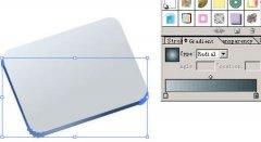 IllustratorCS设计矢量精致图标步骤详解(2)