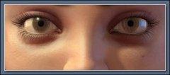 3Ds Max实例:绝妙的眼睫毛制作方法