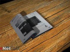 3dmax教程:制作书本的翻阅效果