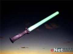 3DSMAX打造星球大战激光剑