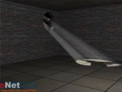 3dmax打造房间角落的光雾效果
