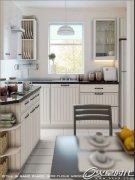 3DS MAX教程:IKEA清新厨房场景渲染详解